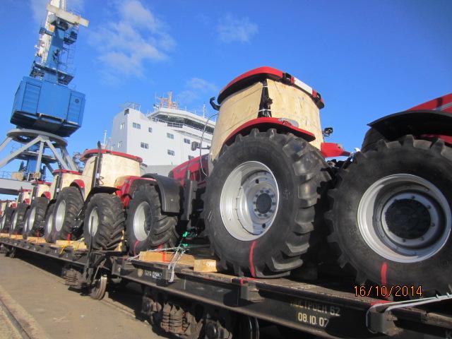 Puma tractors