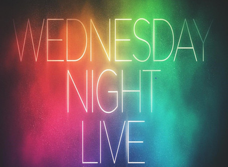 """Wednesday Night """"LIVE"""" for May 27"""