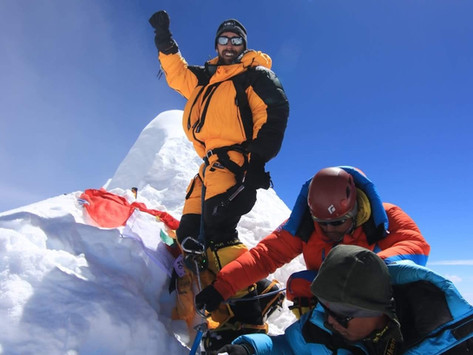 Why attempt to climb Mount Everest without oxygen?