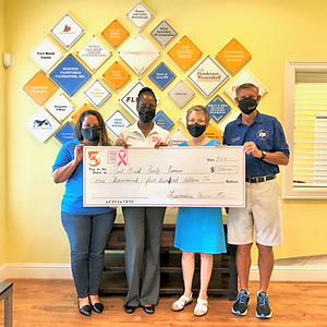 Donated $1,500 to Fort Bend Family Promise