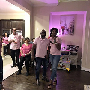 Fox Family Annual Pink Party