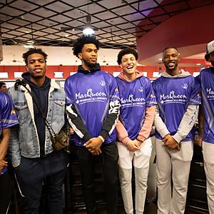 Roseville bowling event