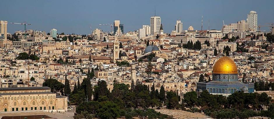 Jeruzsálem - a világbéke központja