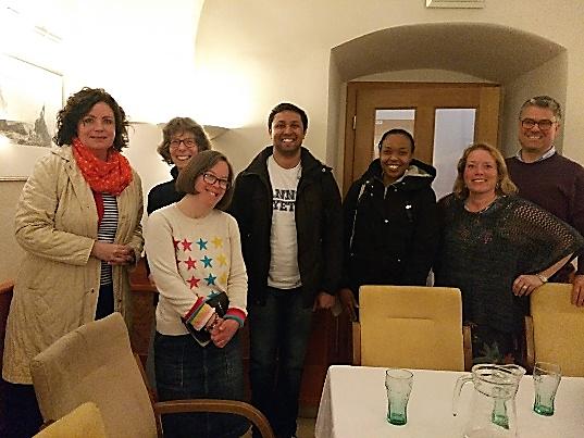 Látogatás Magyarországon és Szerbiában Visit to Hungary and Serbia – 6-16 April 2019