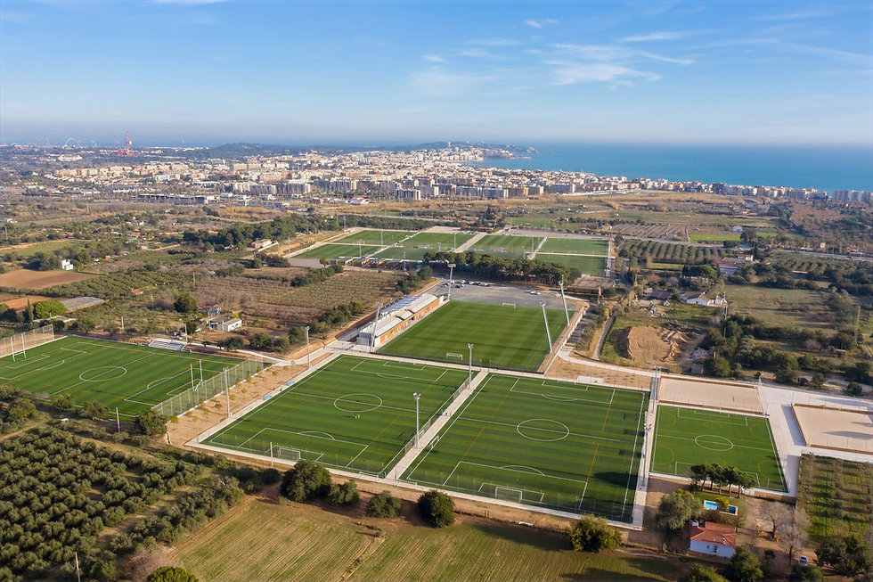 soccer tour to spain at futbol salou and cambrils sports village