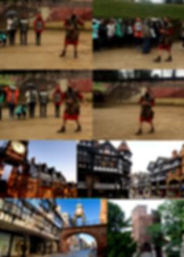 Roman City of Chester | Soccer Tour | #soccer | #soccertour