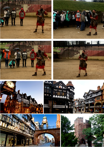 Roman City of Chester | Soccer Tour | #soccer | #soccertour