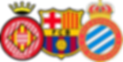 La Liga Clubs in Barcelona
