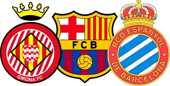 La Liga Clubs in Barcelona