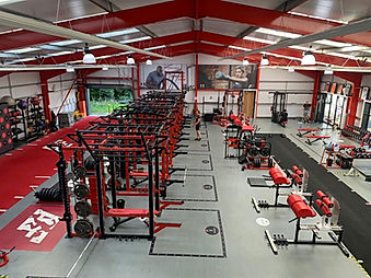 Professional facilities at The Athlete Factory
