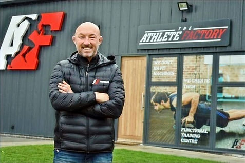 The Athlete Factory, Chester