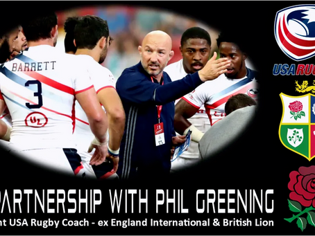 Elite Rugby Tour to England with Phil Greening