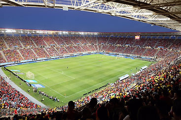 soccer tour to murcia stadium