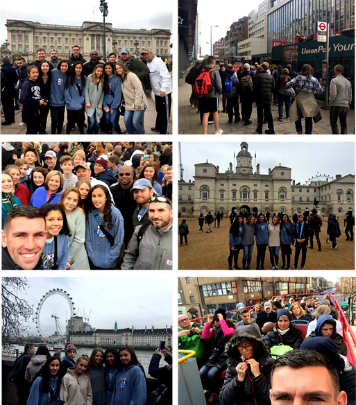 London sightseeing trip | soccer tour | #soccer | #soccertour