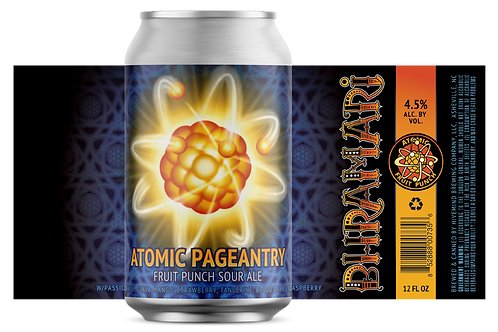 Atomic Pageantry