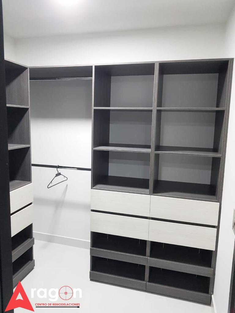 Remodelación  total de apartamento