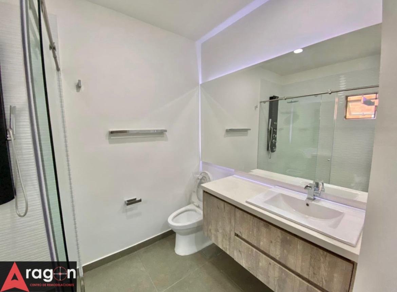 Remodelaciones de baños cali