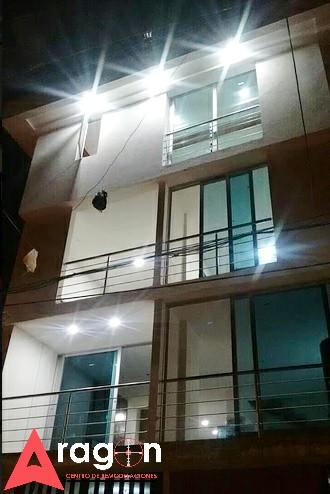 Iluminacion de casas en Cali