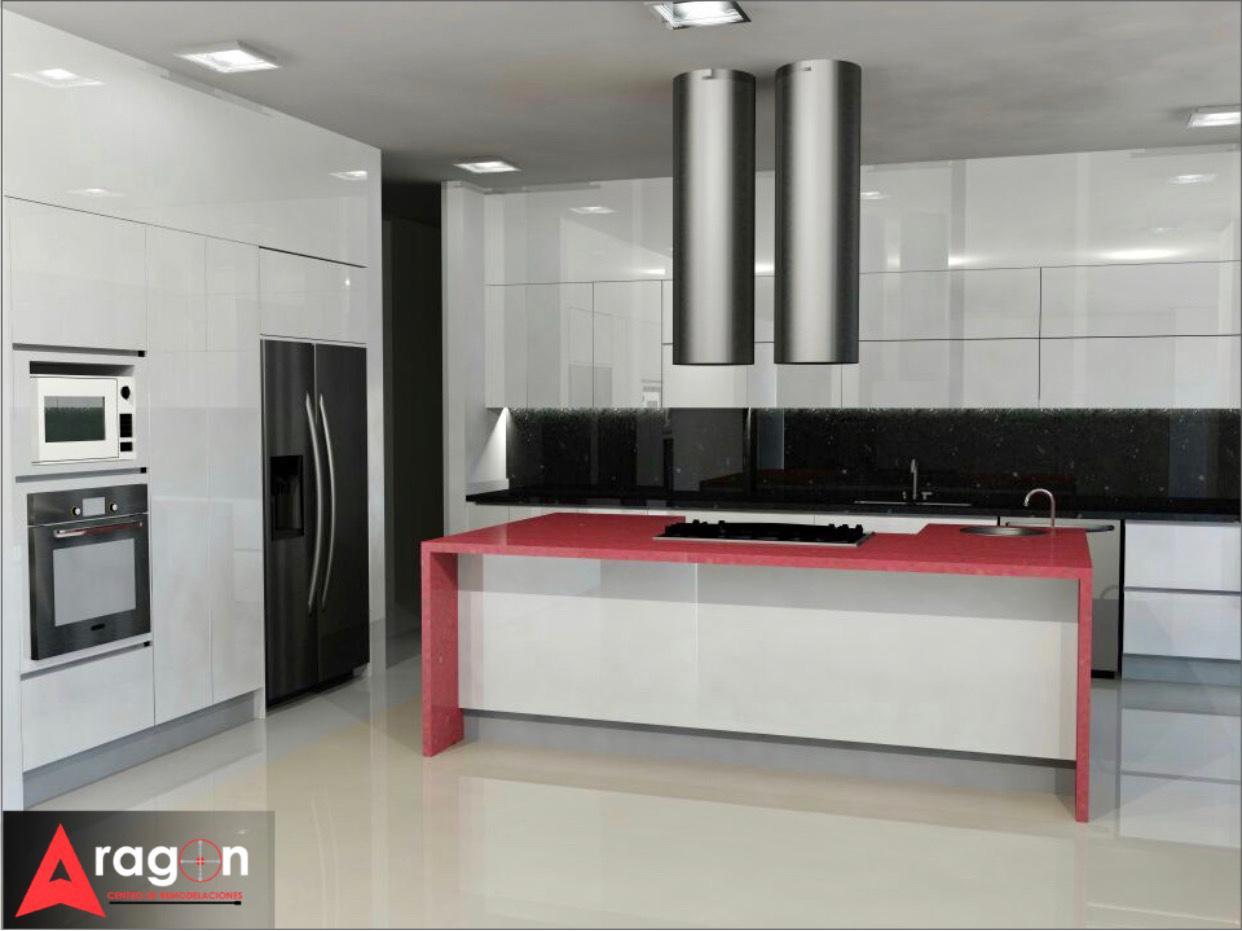 Diseño de cocina integral