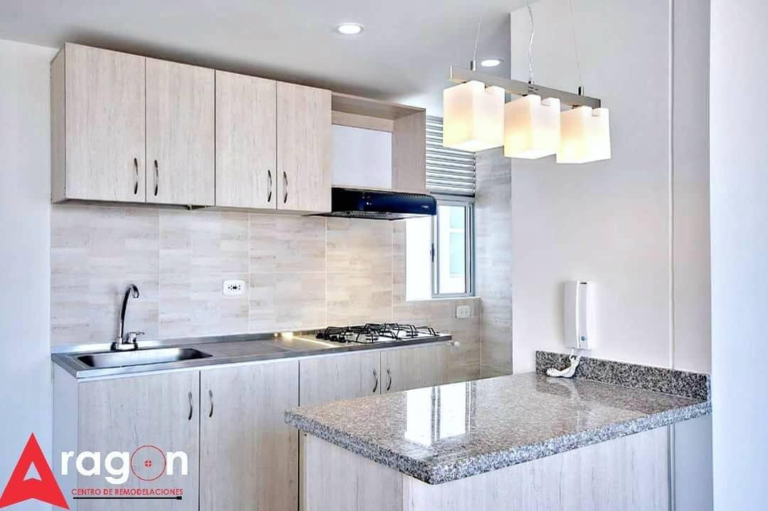 Remodelación de Apartamentos Cali