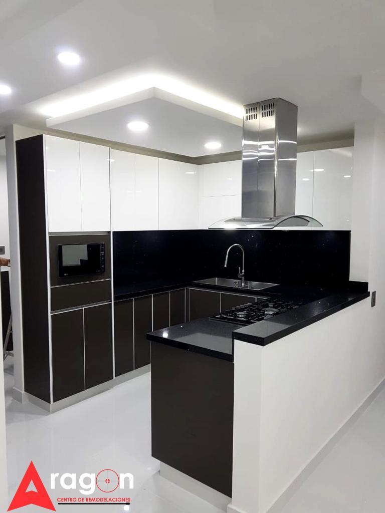 Remodelacion total de apartamento