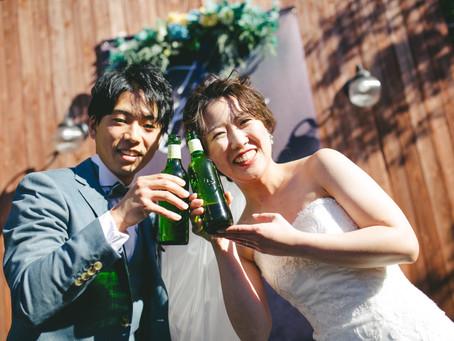 結婚式 | 流行りに流されないウェディングを