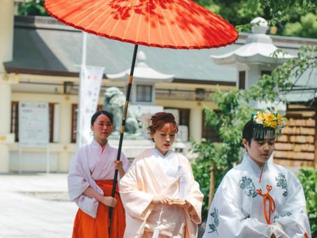 結婚式 | 日本ならではの神前式の良さ