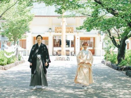 結婚式のカメラマンと前撮りのカメラマンは全く違う