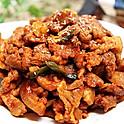 51 Schweinefleisch gebraten (fried pork)