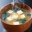 5 Miso-suppe (Miso soup)