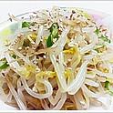 14 Sojasprossen-Salat (soy salad)
