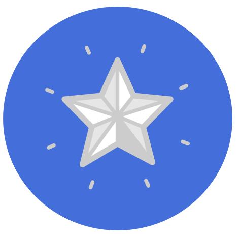 The Rocking Stars Logo