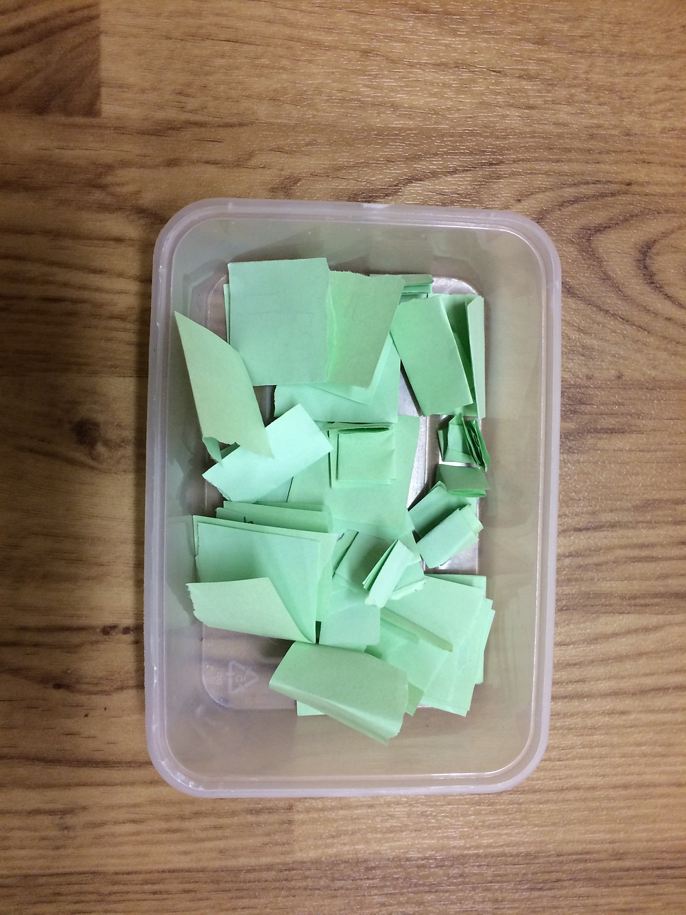votes in box