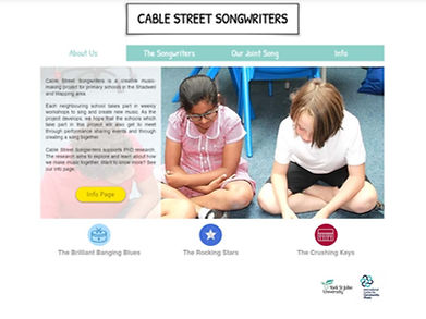 cable street songwriters blog