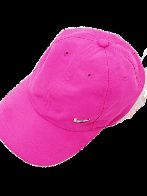Nike - Casquette Ajustable Rose