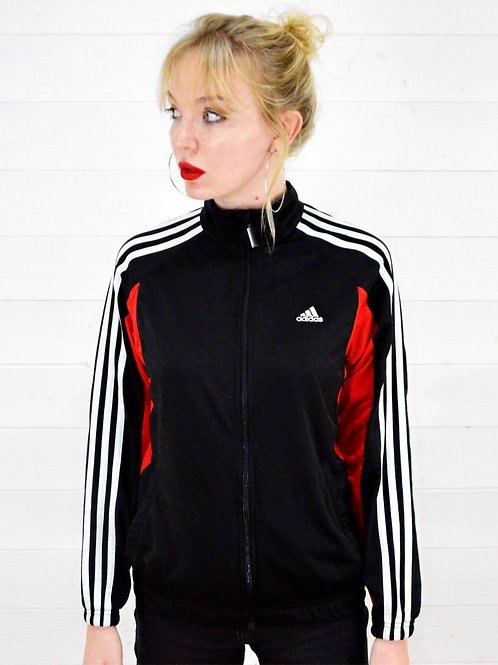 Tracktop Adidas - S (F) XS (H)