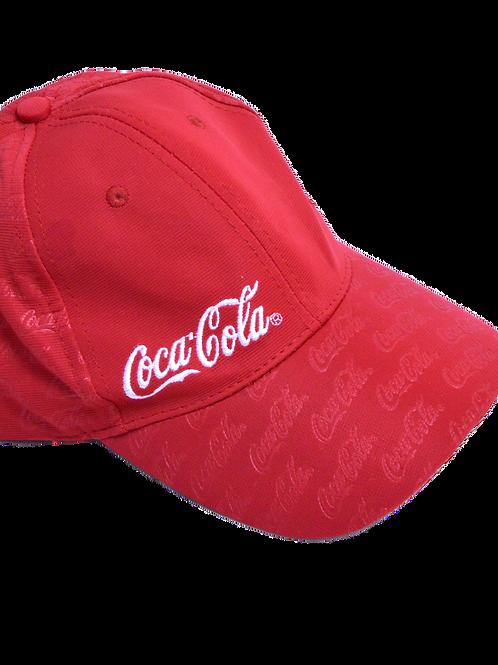 Coca-Cola - Casquette ajustable
