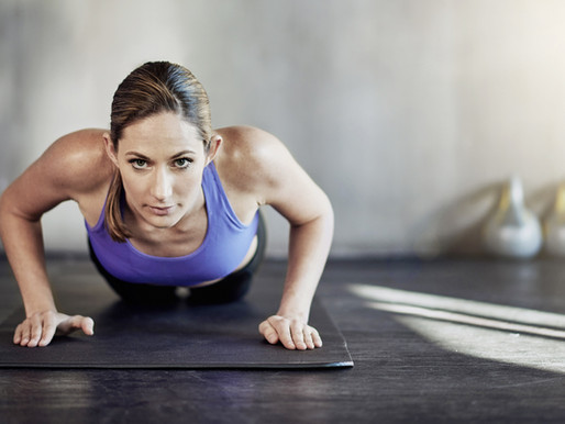 5 Reasons You Need Strength Training