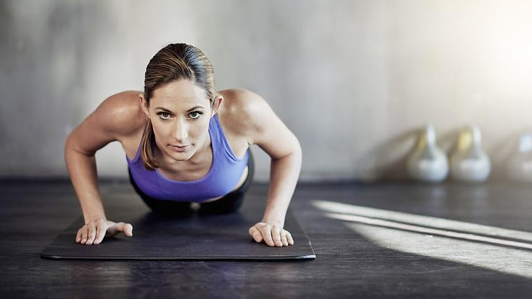Monday Online Gym