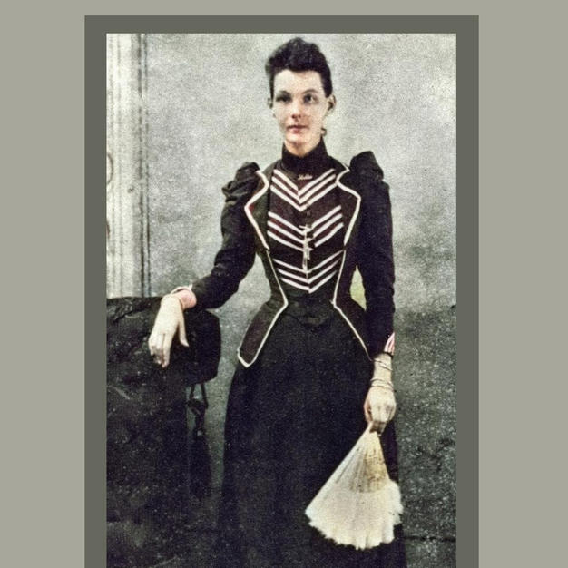 My great-grandmother Lilian Alicia Theodora Lobo-Boyle