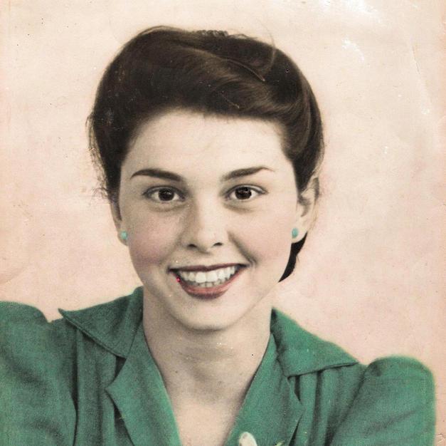 My Mother Frances Elizabeth (Betty) Sheppard nee St. Hill