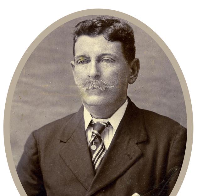 My great-grandfather Isaac C.M.  Lobo