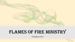 flames slide