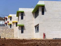 בית ספר יסודי לבנות, בית שמש