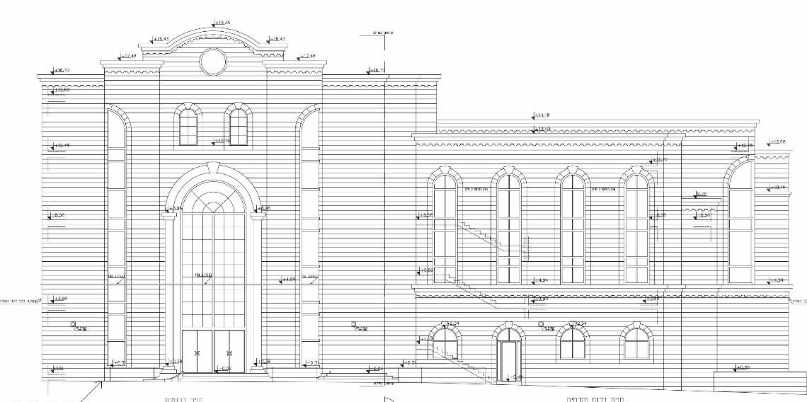 מקדש דוד, מוסדות חסידות ביאלה