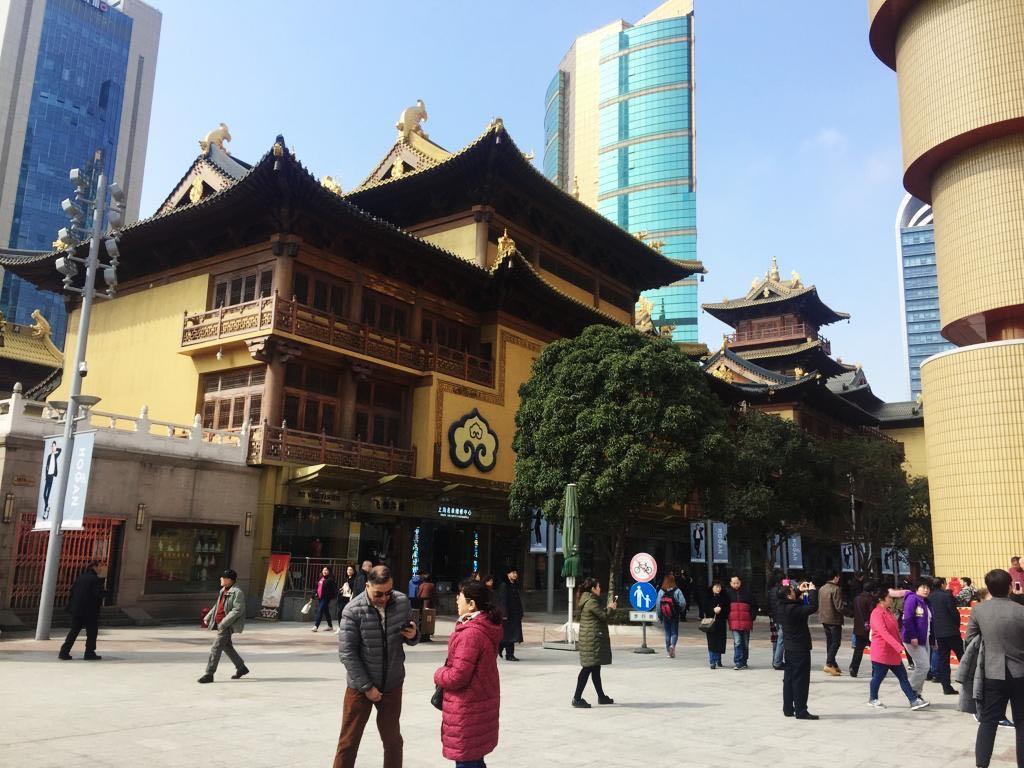 Shanghai China Teacher