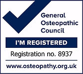 French osteopath London
