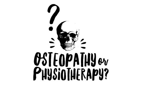 Osteopathy or Physiotherapy?