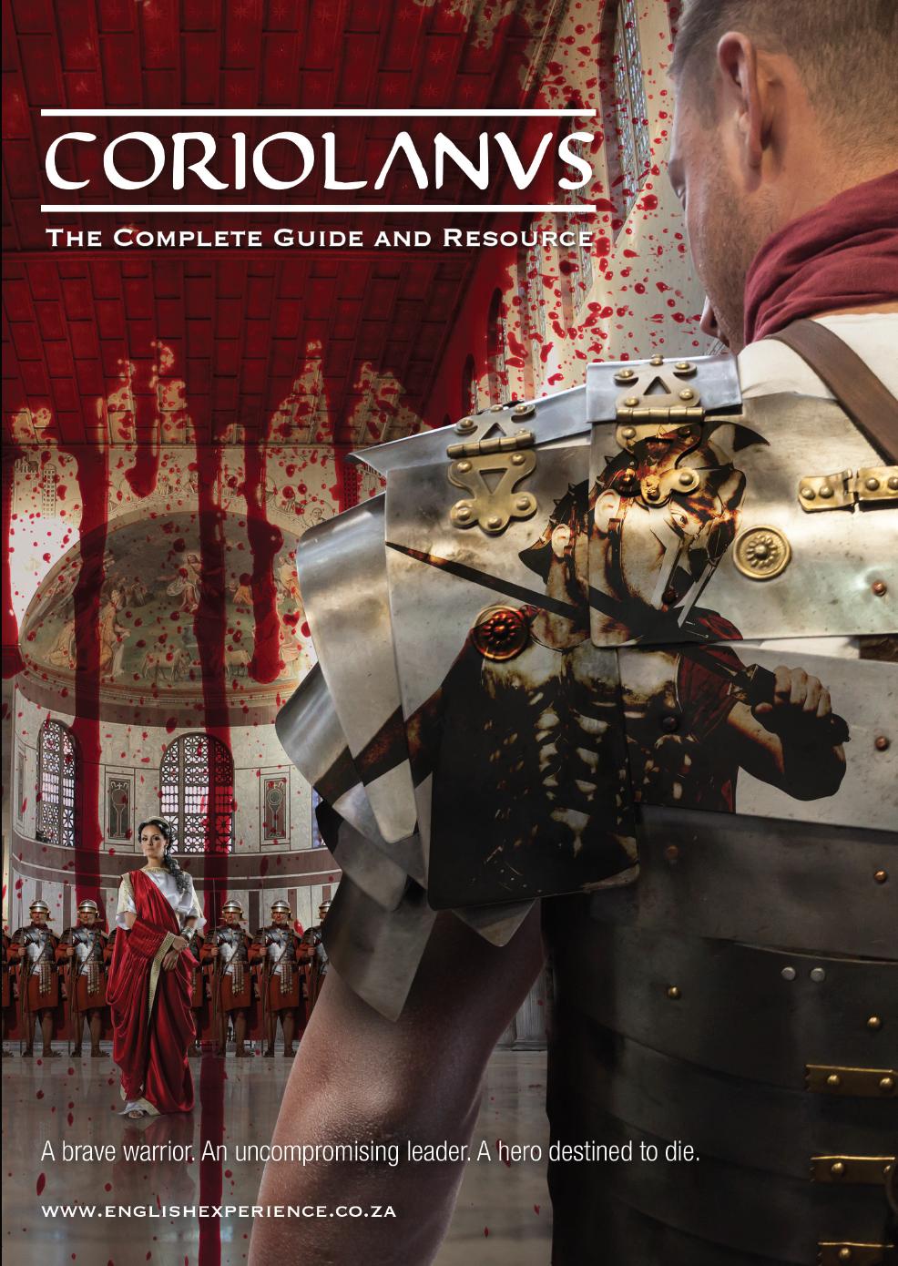 Coriolanus Book Cover