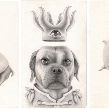 """""""King Gordo Studies"""" 2014"""